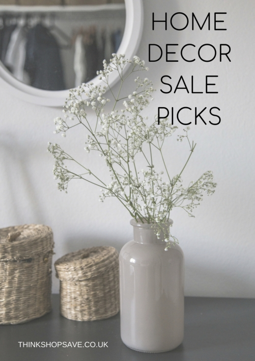 HOME DECOR SALE PICKS